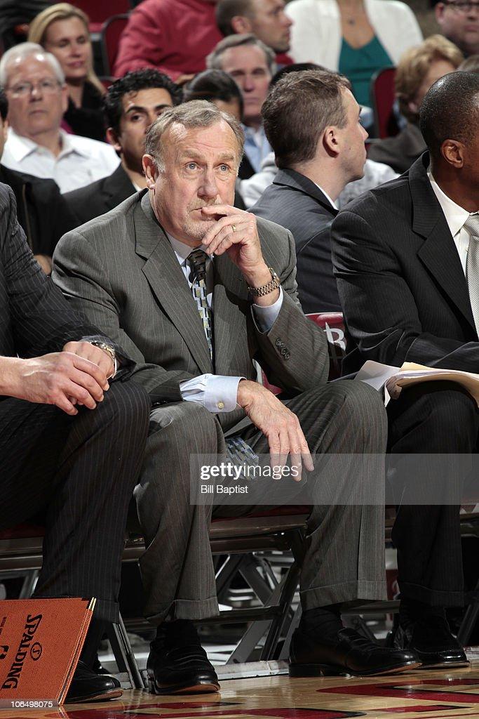 New Orleans Hornets v Houston Rockets