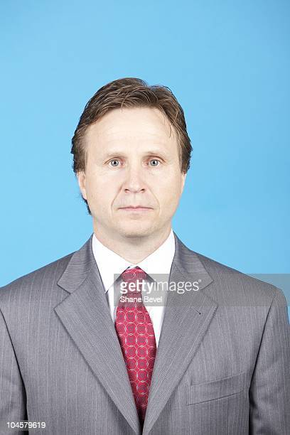 Head Coach Scott Brooks of the Oklahoma City Thunder poses for a photo during 2010 Media Day September 27 2010 at the Ford Center in Oklahoma City...