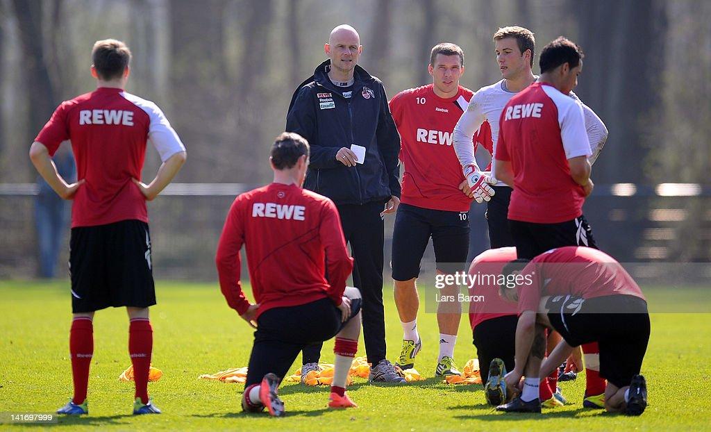 1. FC Koeln - Training Session