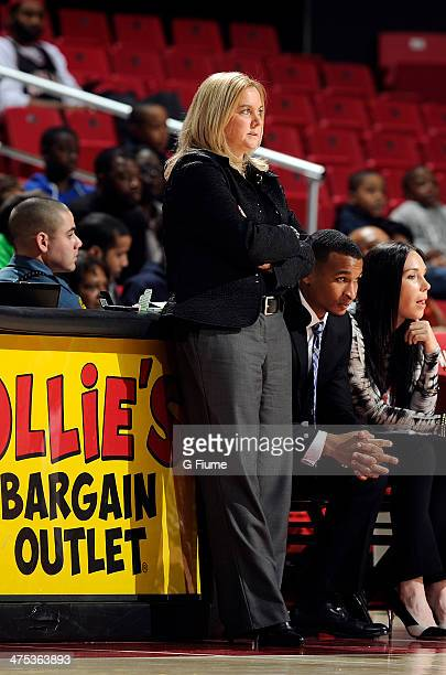 coach watch outlet 7poi  Head coach Suzie McConnellSerio of the Pittsburgh Panthers watches the game  against the Maryland Terrapins at