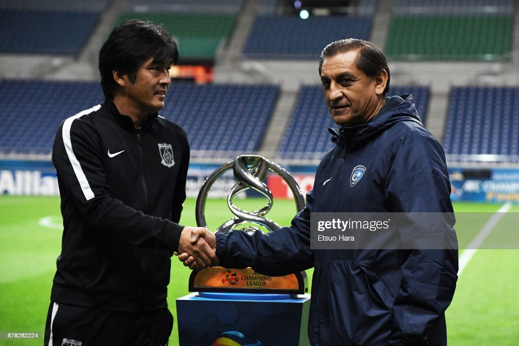 AFC Champions League Final 2nd Leg Official Press Conference