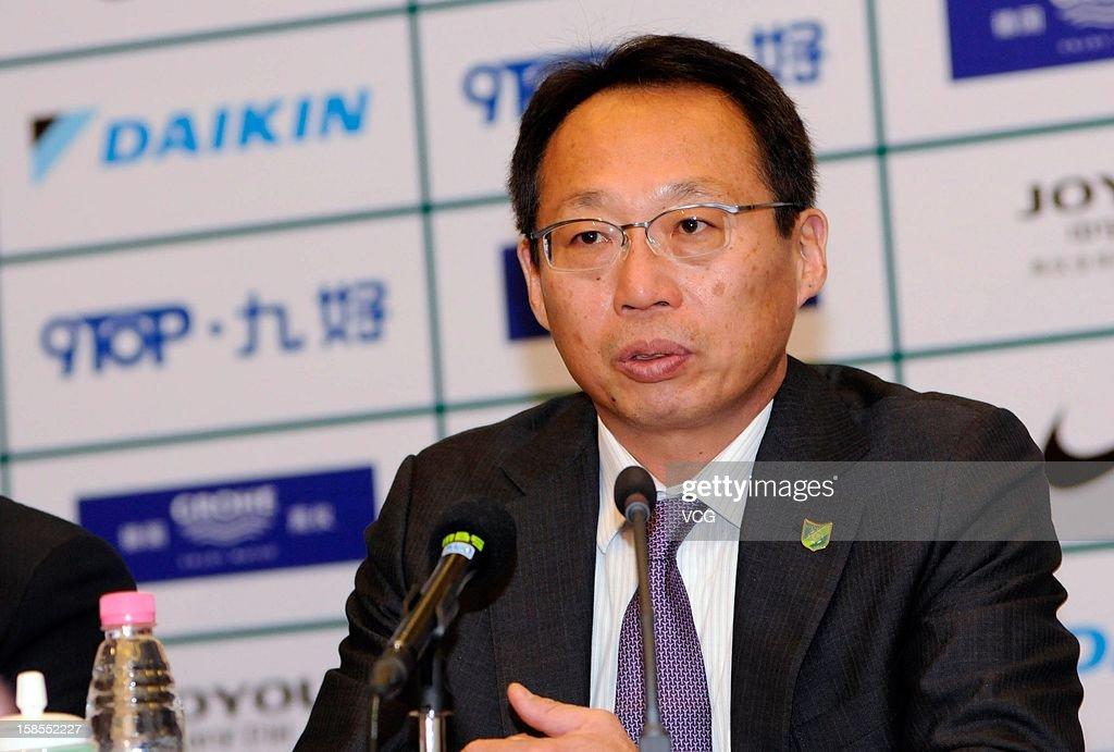 Takeshi Okada Receives Two-Year Extension