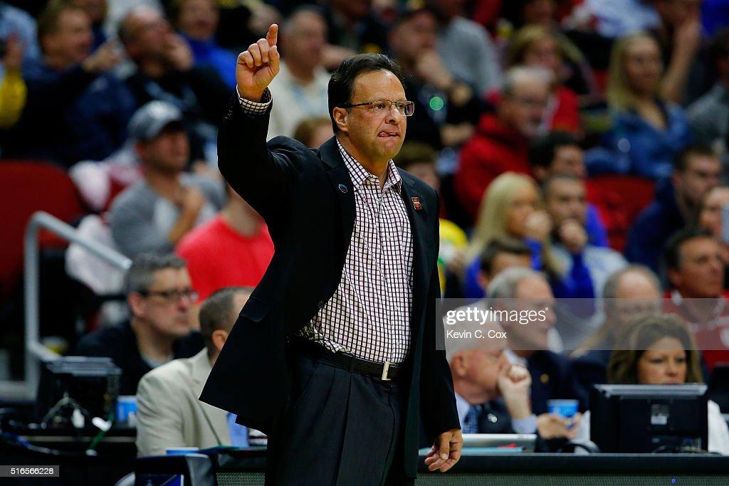 NCAA Basketball Tournament - Second Round - Des Moines