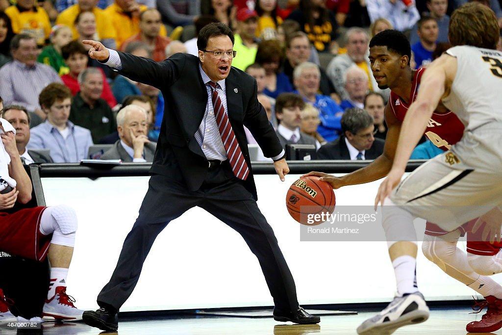 NCAA Basketball Tournament - Second Round - Omaha