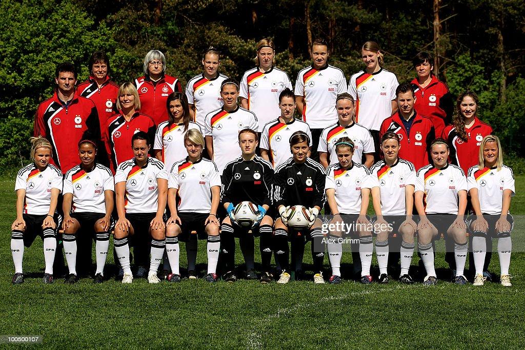Germany U23 Women Photocall