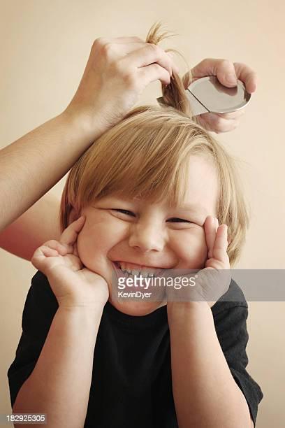 Piojo de la cabeza del tratamiento y prevención