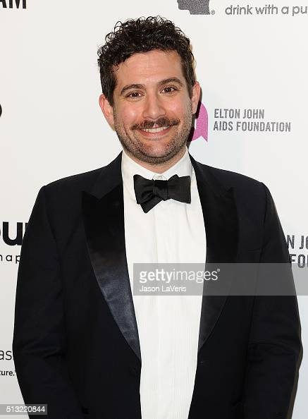 Head of Amazon Comedy Joe Lewis attends the 24th annual Elton John AIDS Foundation's Oscar viewing party on February 28 2016 in West Hollywood...