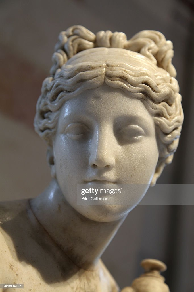 the statue of aphrodite In the fourth century bc, the islanders of kos, as related in a delightful story by pliny, commissioned a cult statue of aphrodite from the sculptor of praxiteles of athens, who created two versions: one draped, the other nude.