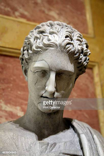 Head of Artemis 2nd century Roman after a Greek original of the 1st half of the 4th century BC by Praxiteles The Greek Goddess of Hunting Artemis was...
