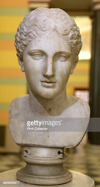 Head of Artemis 2nd century Roman after a Greek original of the second half of the 4th century BC The Greek Goddess of Hunting Artemis was known as...