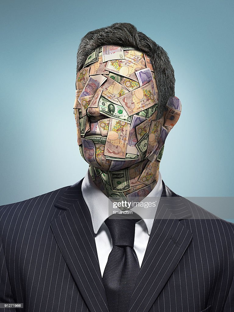 Head of Bank Notes