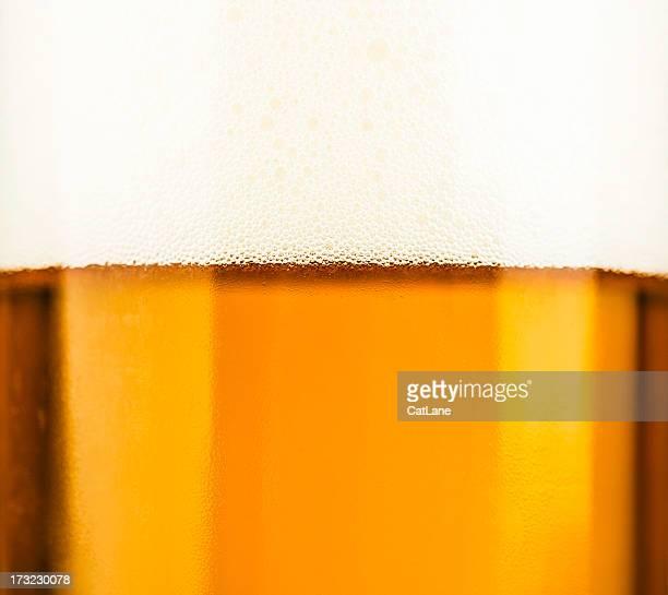Tête de la bière