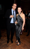 Head of Ealing Studios Barnaby Thompson and actress Olivia Williams attend the London Evening Standard British Film Awards 2011 at the London Film...