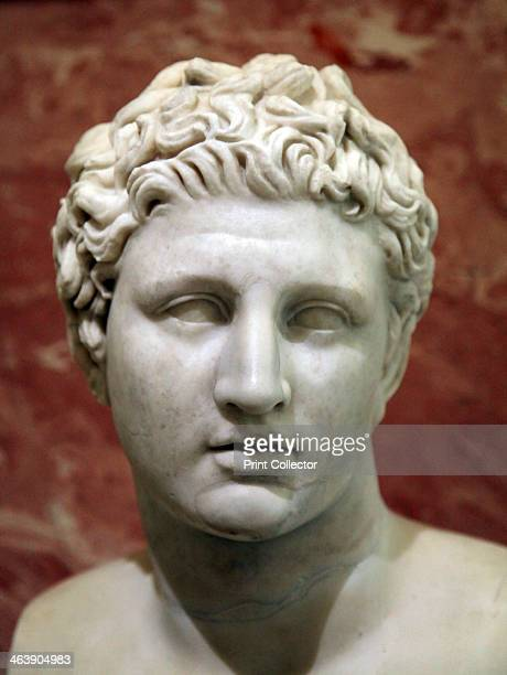 Head of Meleager 2nd century Roman after a Greek original of the mid 4th century BC According to Greem mythology Meleager was a hero who together...