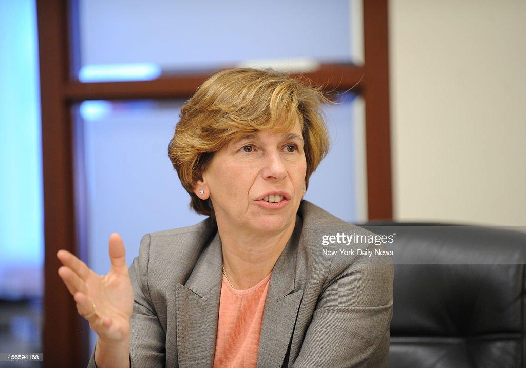 Head of the American Federation of Teachers AFT President Randi Weingarten
