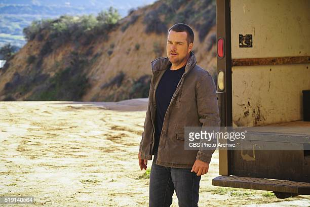 'Head of the Snake' Pictured Chris O'Donnell After Operational Psychologist Nate Getz fails to check in with Hetty while working undercover on a...