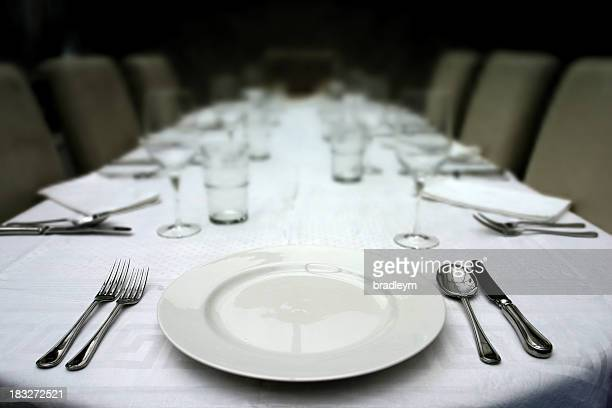 Head of the table