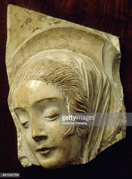 Head of the Virgin Attributed to Agostino di Duccio
