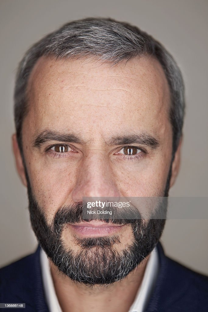 GL Head Shots 1488 : Stock Photo