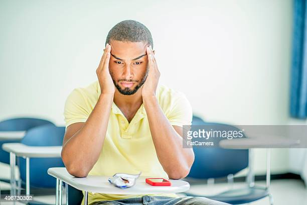 Kopfschmerz in der Schule