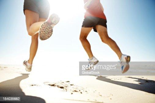 Heading towards greater health : Stock Photo