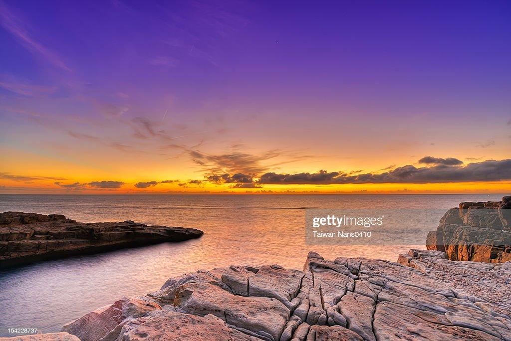 Headland Xiaguang : Stock Photo