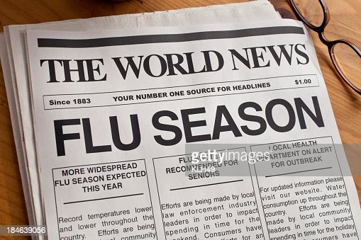 FLU SEASON Headline