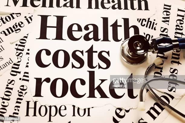 Headlines warn of rapidly increasing healthcare costs