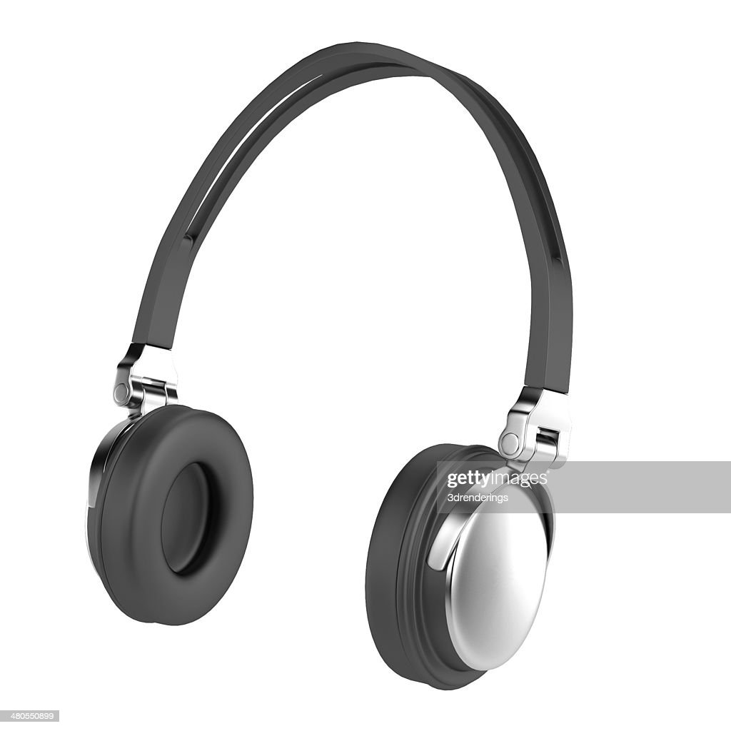 headphones : Stock Photo