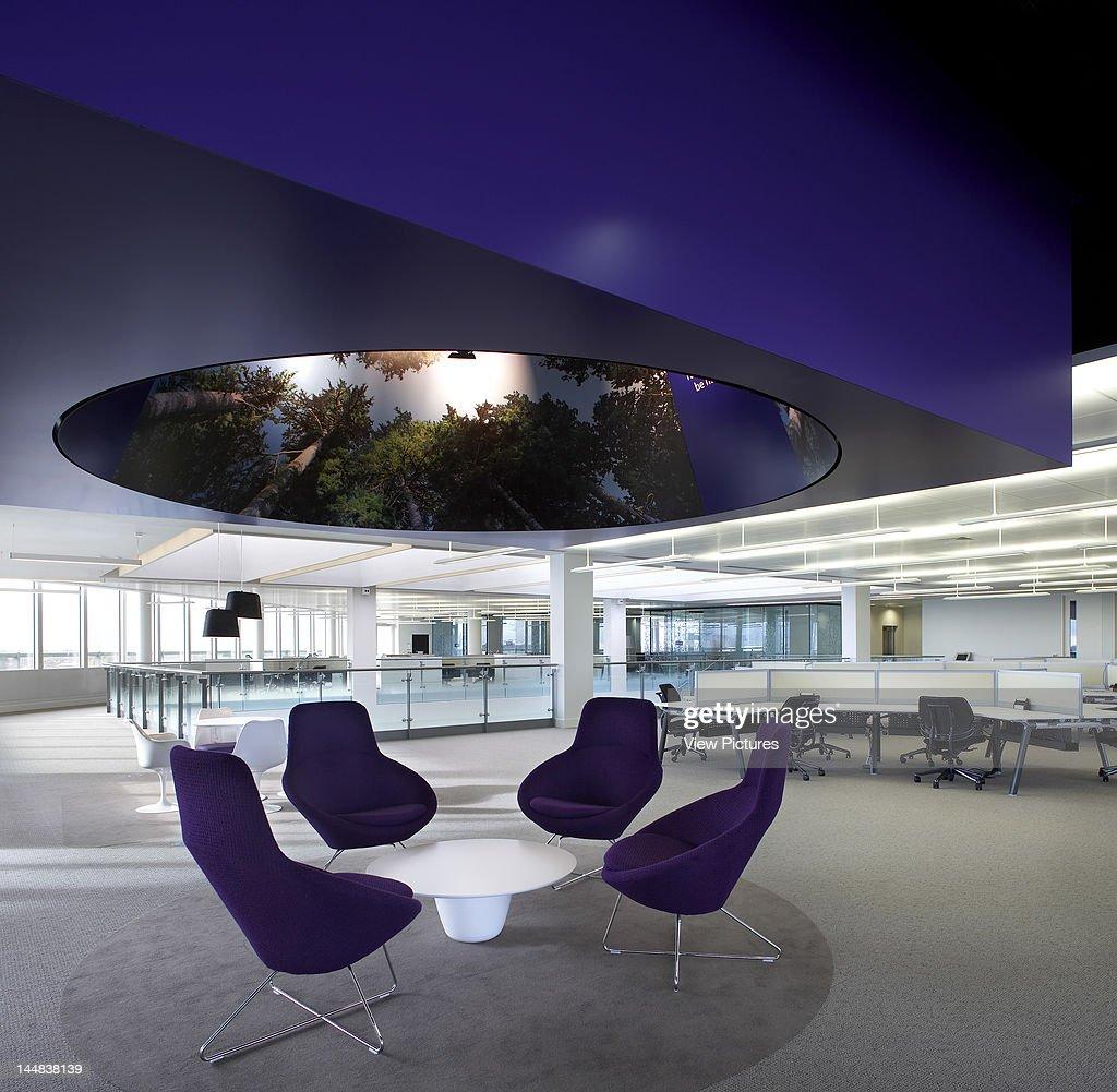 O2 Headquarters Bath Road Slough Berkshire United Kingdom Architect Tp