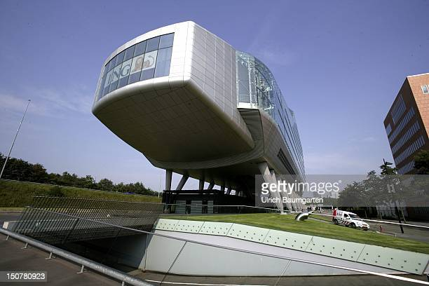 NETHERLANDS AMSTERDAM Headquarters of the ING Groep in Amsterdam