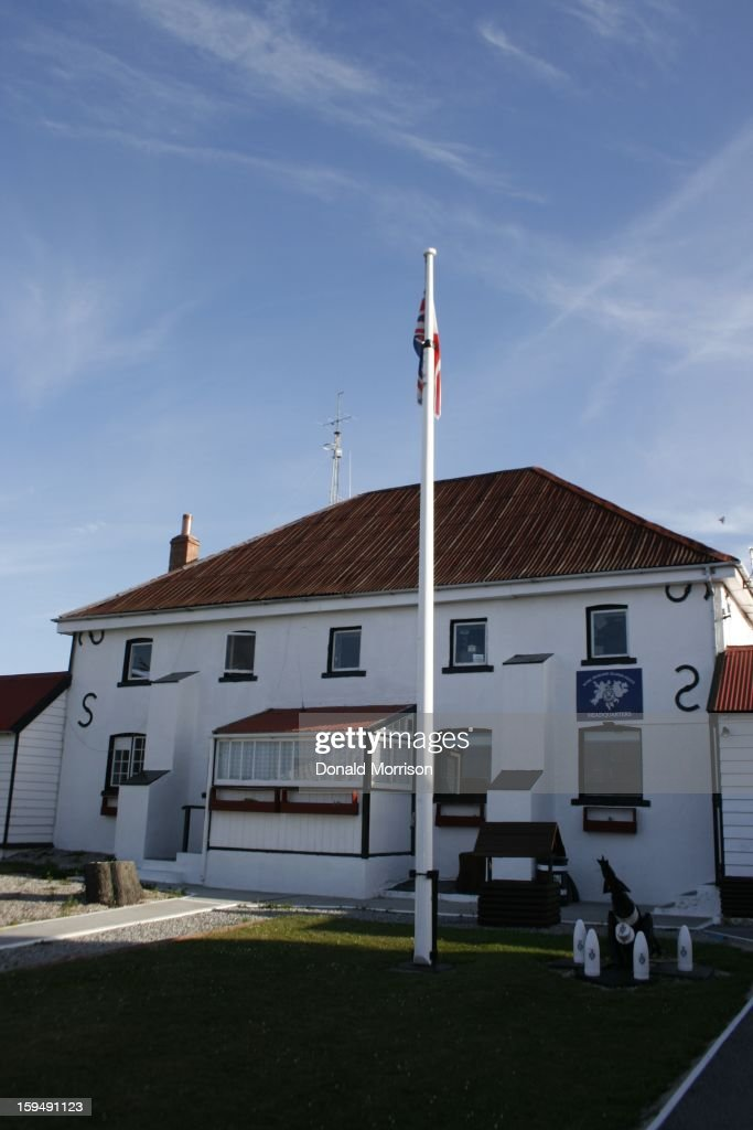 CONTENT] Headquarters to the Royal Falkland Islands Police, Stanley