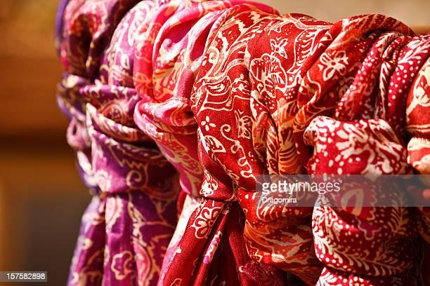 Kopftücher  mit Muster