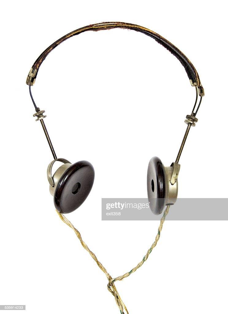 Auriculares : Foto de stock