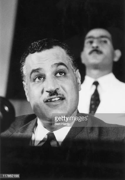 the gamal abdel nasser 2010-08-09 le président égyptien gamal abdel nasser décède d'une crise cardiaque, juste après avoir mis fin aux conflits opposant les palestiniens et les troupes du roi hussein de jordanie.