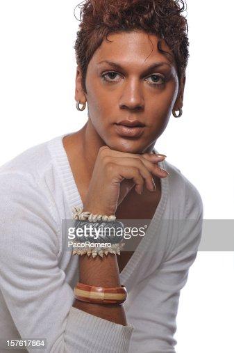 Headshot of handsome gay man