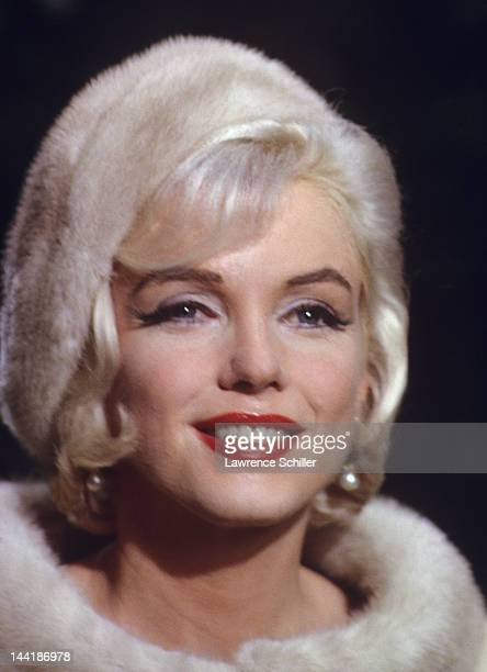 Headshot portrait of American actress Marilyn Monroe (1926 - 1962) during the filming of 'Something's Got to Give' (directed by George Cukor), Los Angeles, California, mid 1962. A version of this photo was eventually published on the cover of Life magazine after her death.