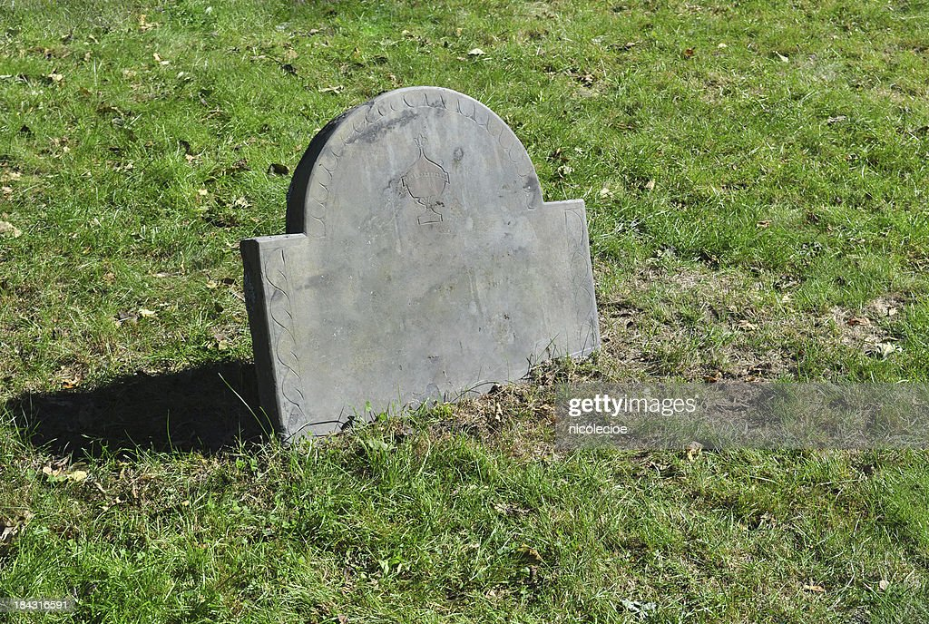 Headstone : Stockfoto