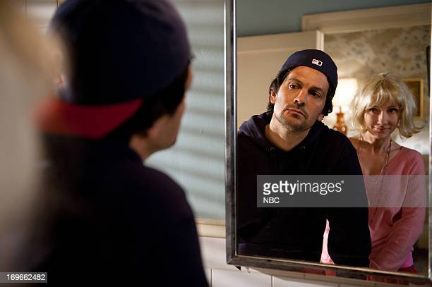 ME 'Heal Thee' Episode 104 Pictured Michael Landes as Tom Harper Anne Heche as Beth Harper