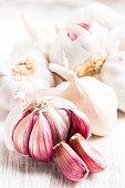 real edible garlic - no artificial ingredients used