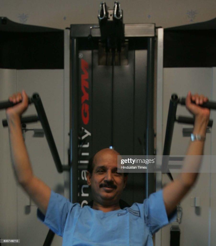 Health and Fitness Yoga Exercise Doctor Ramakant Panda.