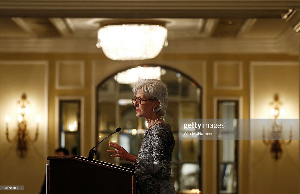 an analysis of a presentation by secretary kathleen sebelius Kathleen sebelius is the 21st secretary of the department of health and human services (hhs) before her cabinet appointment in april, 2009, she served as go.
