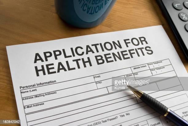 Santé avantages de l'inscription