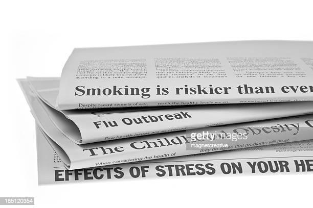 Health Issue Headlines
