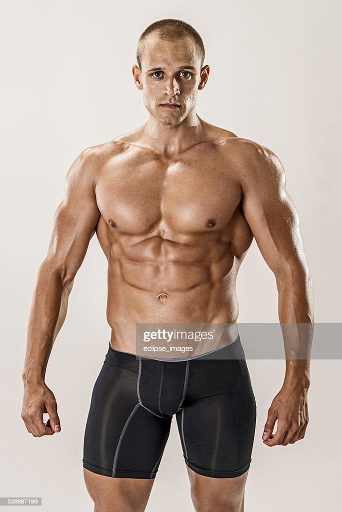 Health male body : Stock Photo