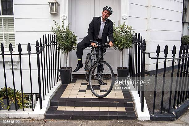 Health Secretary Jeremy Hunt leaves his home on September 2 2016 in London England Medical leaders have condemned a proposed series of strikes by...