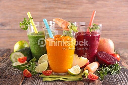 健康野菜ジュース : ストックフォト