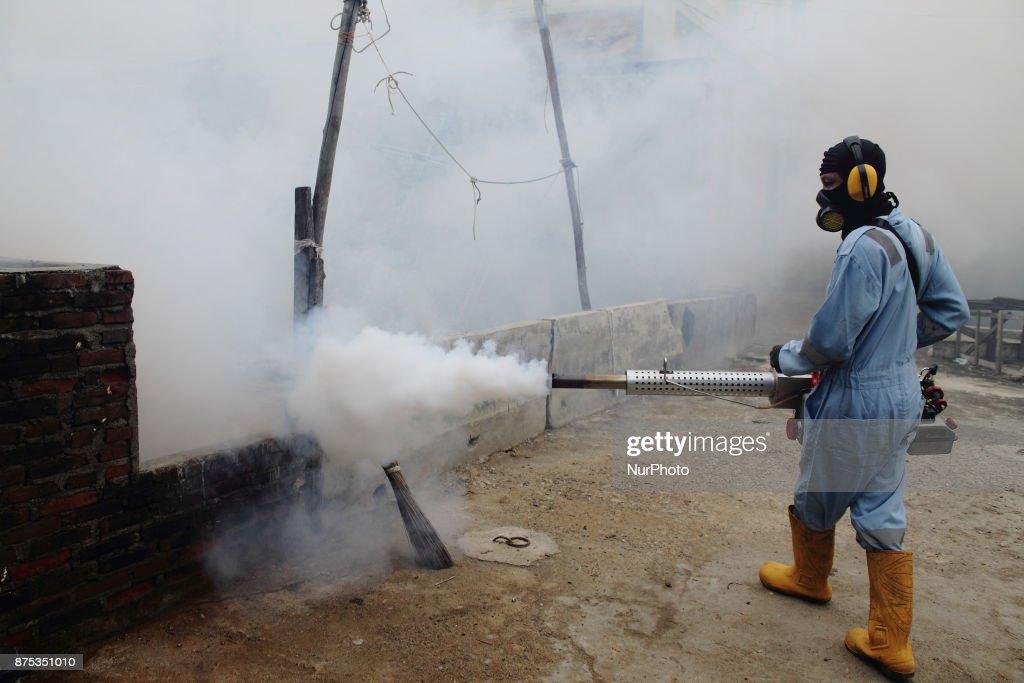 Fumigates To Prevent Aedes Aegypti