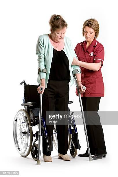 Gesundheitswesen: Eine helfende hand