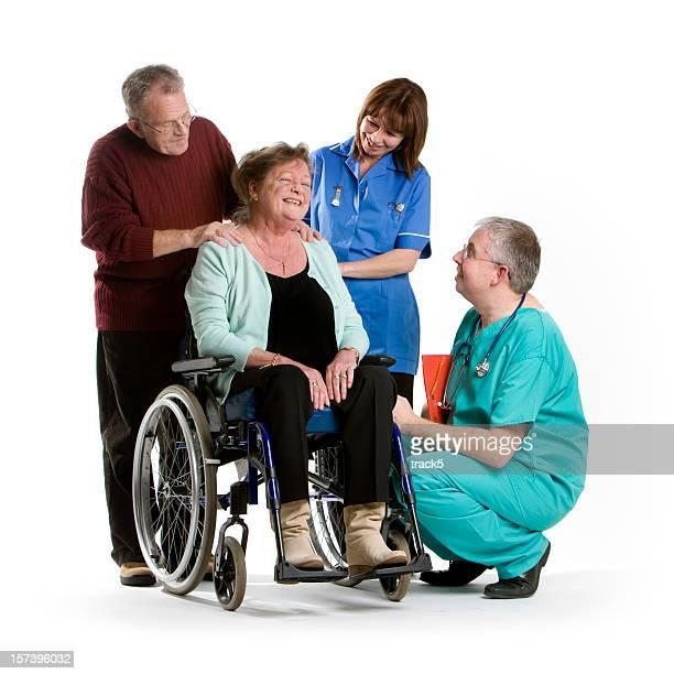 Gesundheitswesen: Mittelpunkt der Aufmerksamkeit